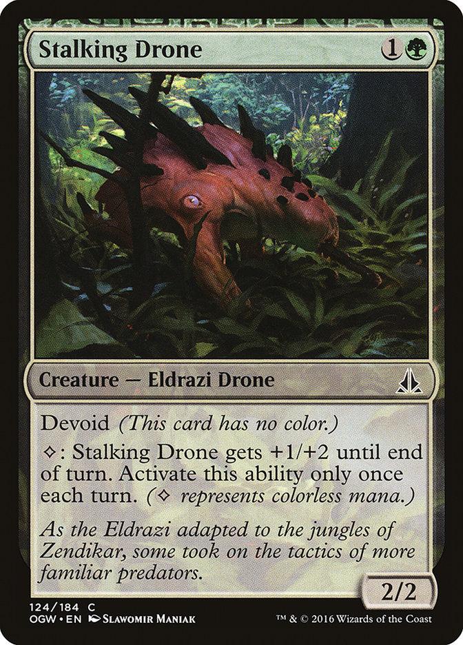 Stalking+Drone