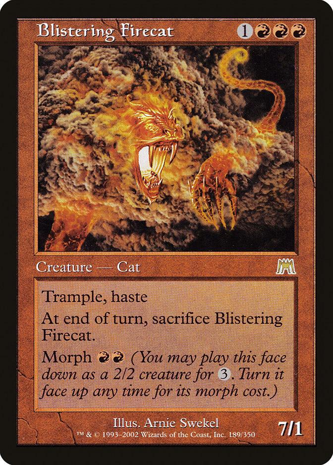 Blistering+Firecat