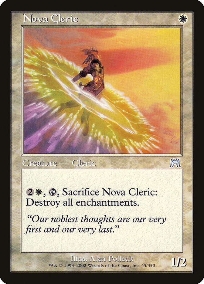 Nova+Cleric