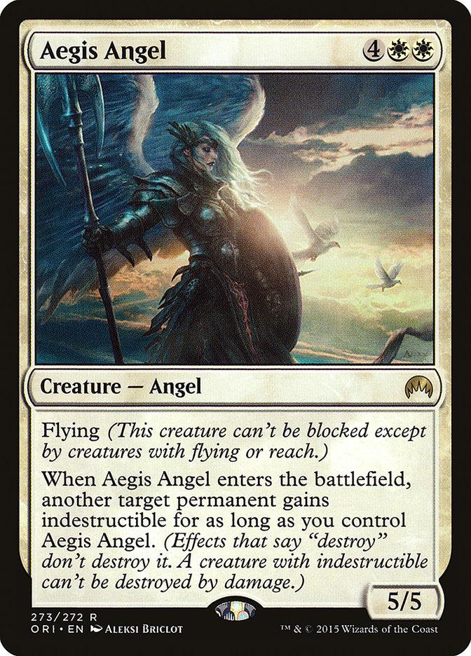 Aegis+Angel