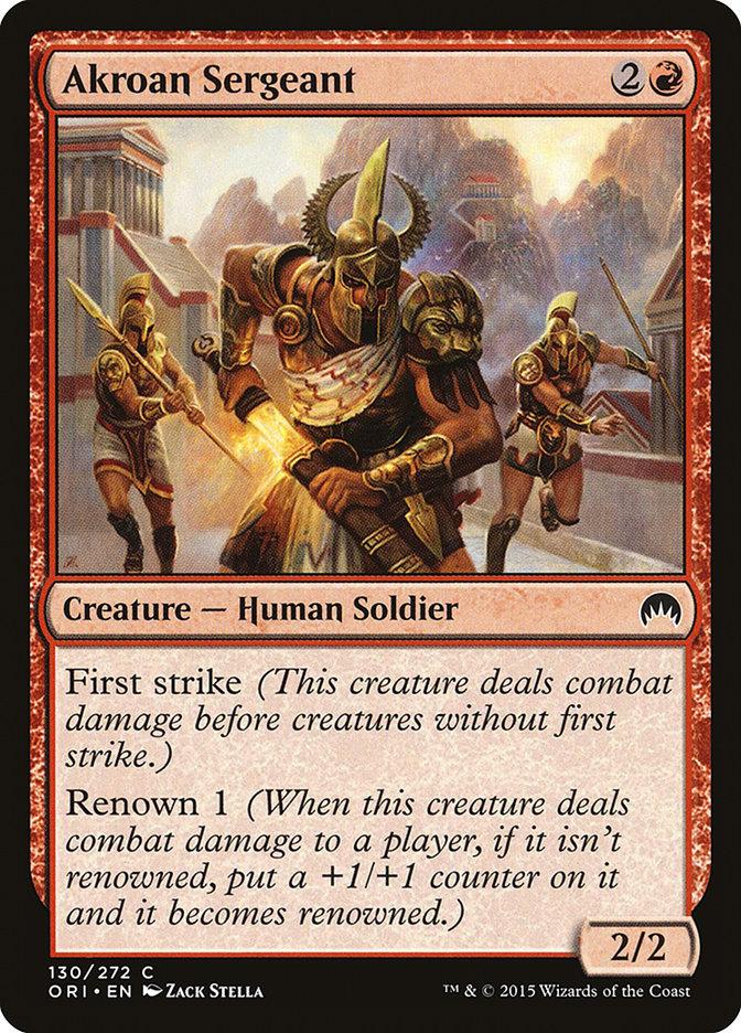 Akroan+Sergeant