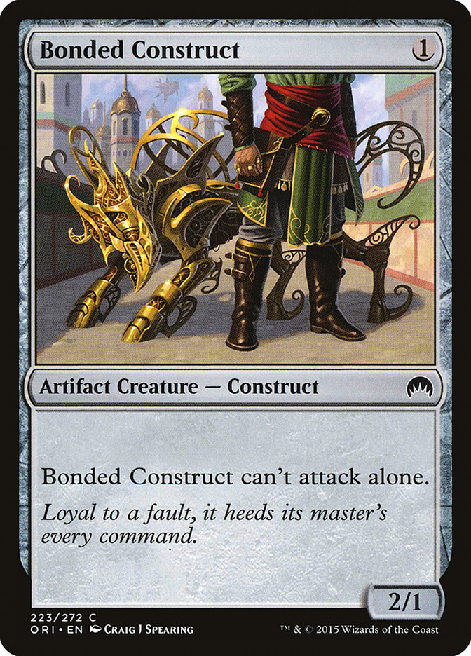 Bonded+Construct