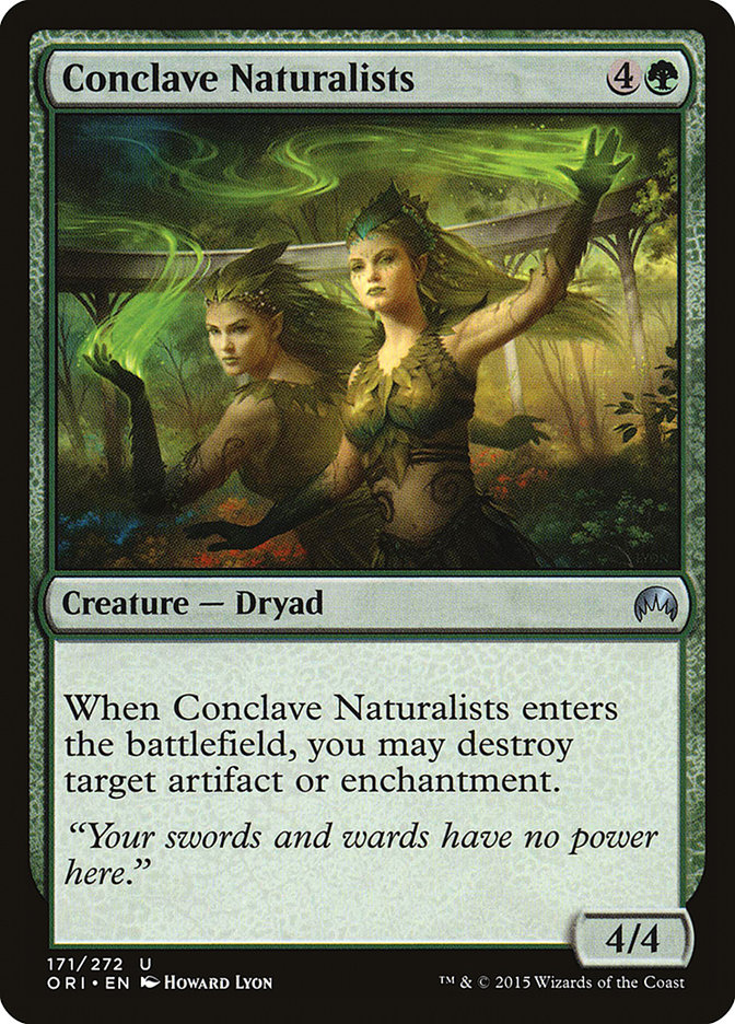 Conclave+Naturalists