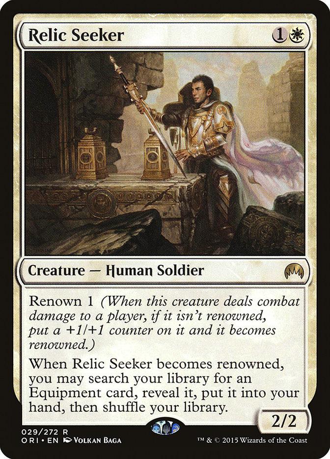Relic+Seeker