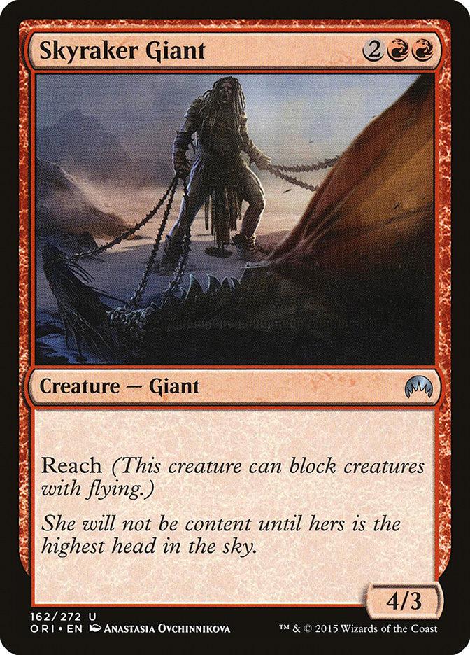 Skyraker+Giant