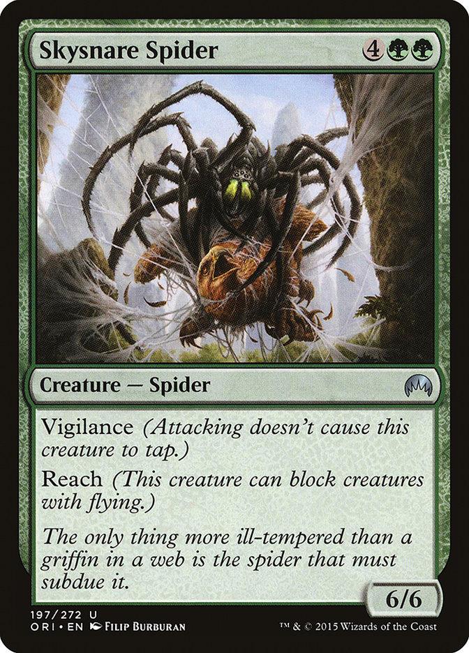 Skysnare+Spider