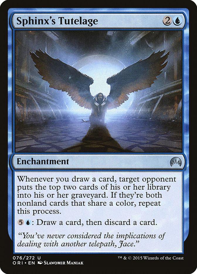 Sphinx%27s+Tutelage