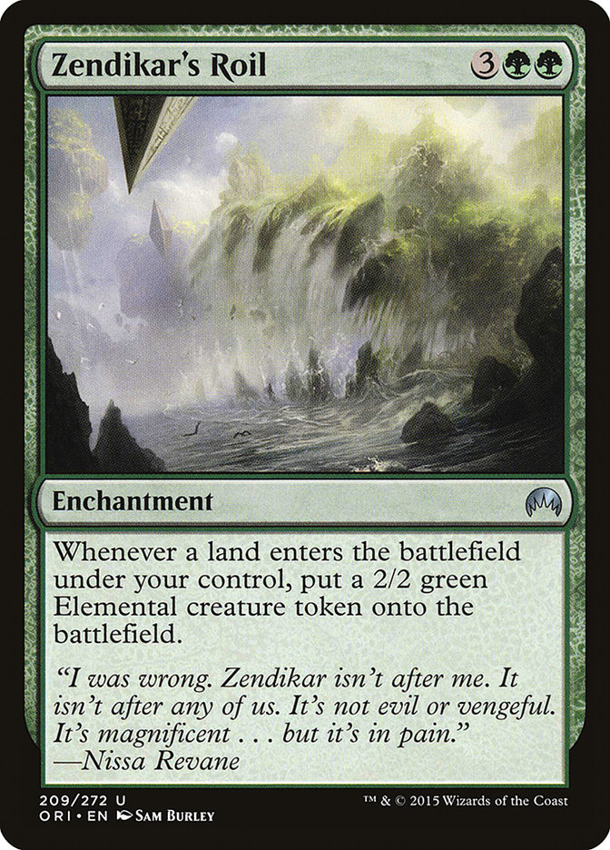 Zendikar%27s+Roil