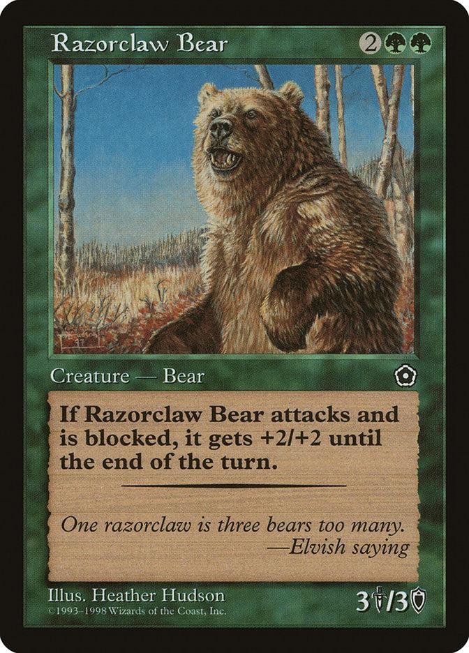 Razorclaw+Bear