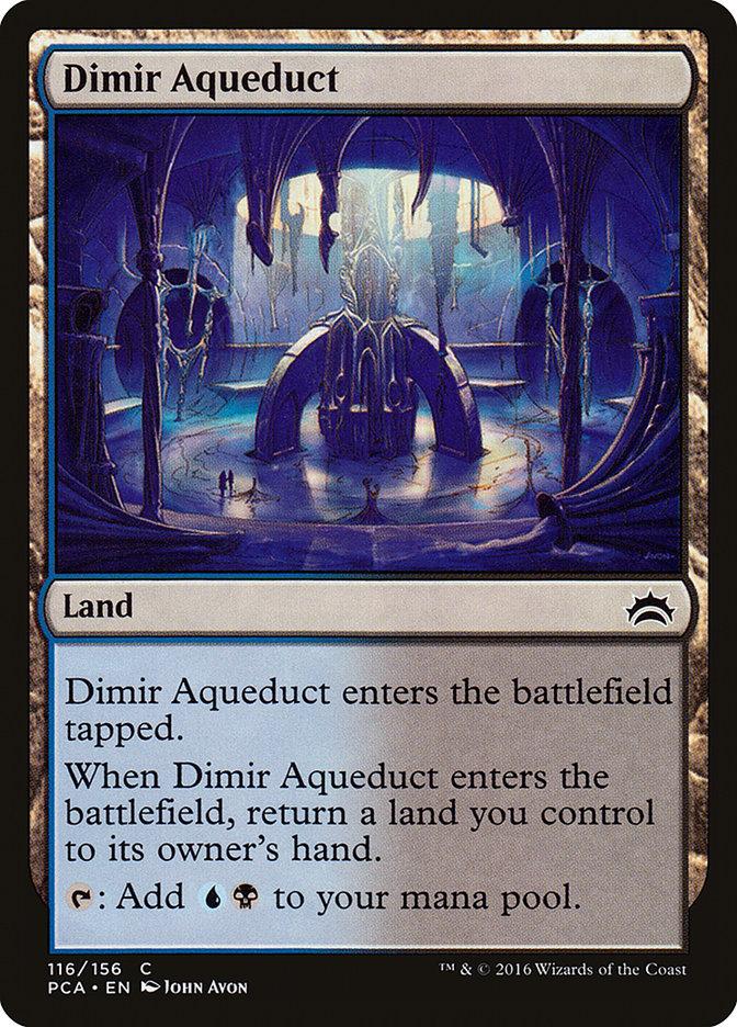 Dimir+Aqueduct