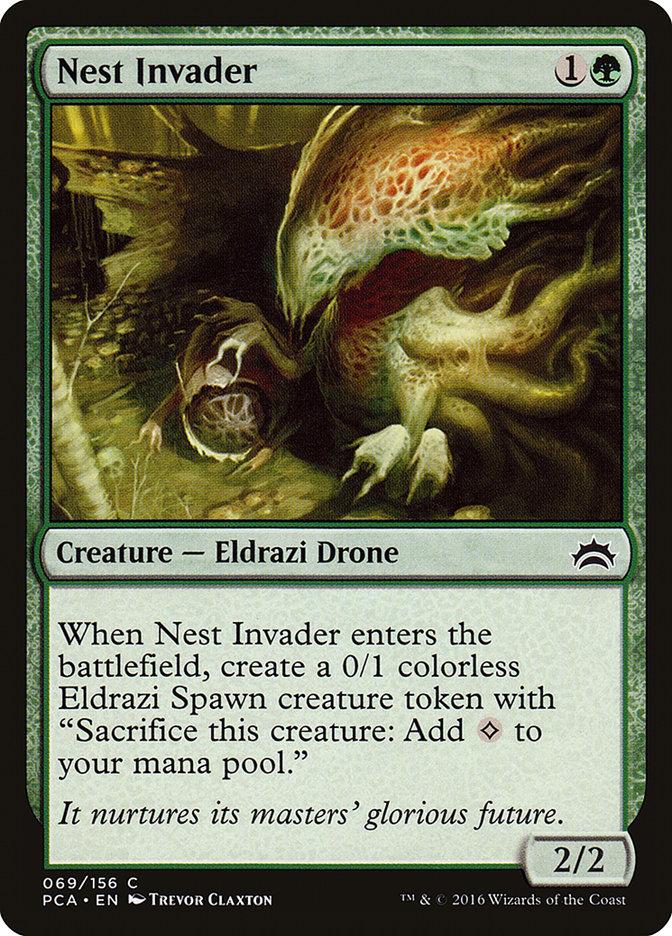 Nest+Invader