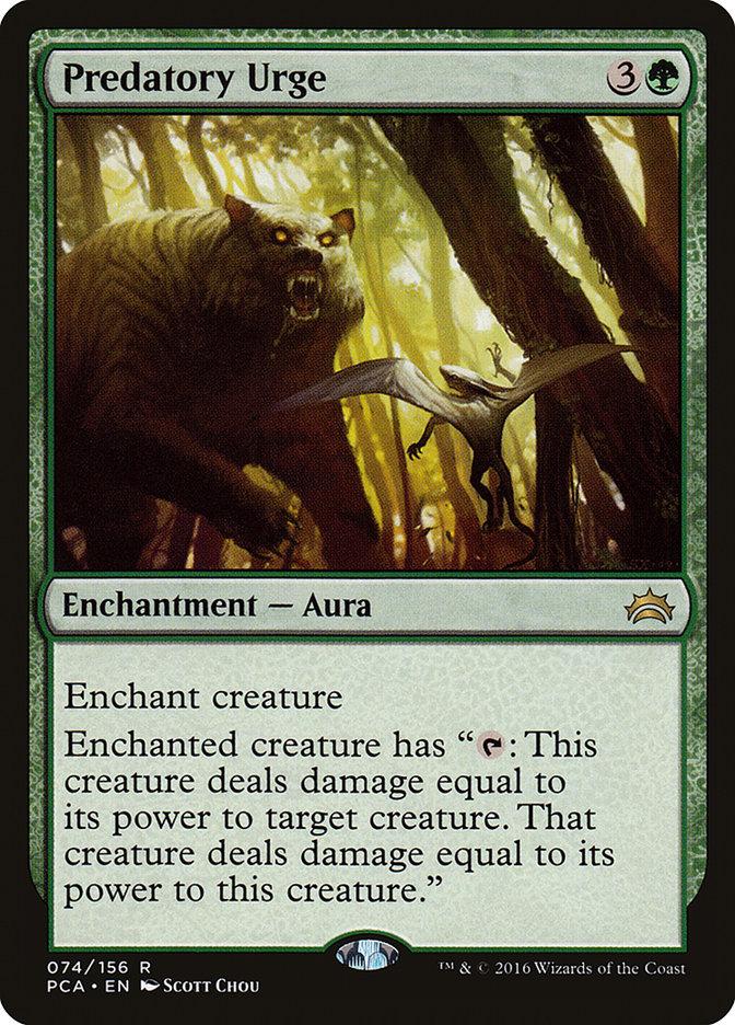 Predatory+Urge