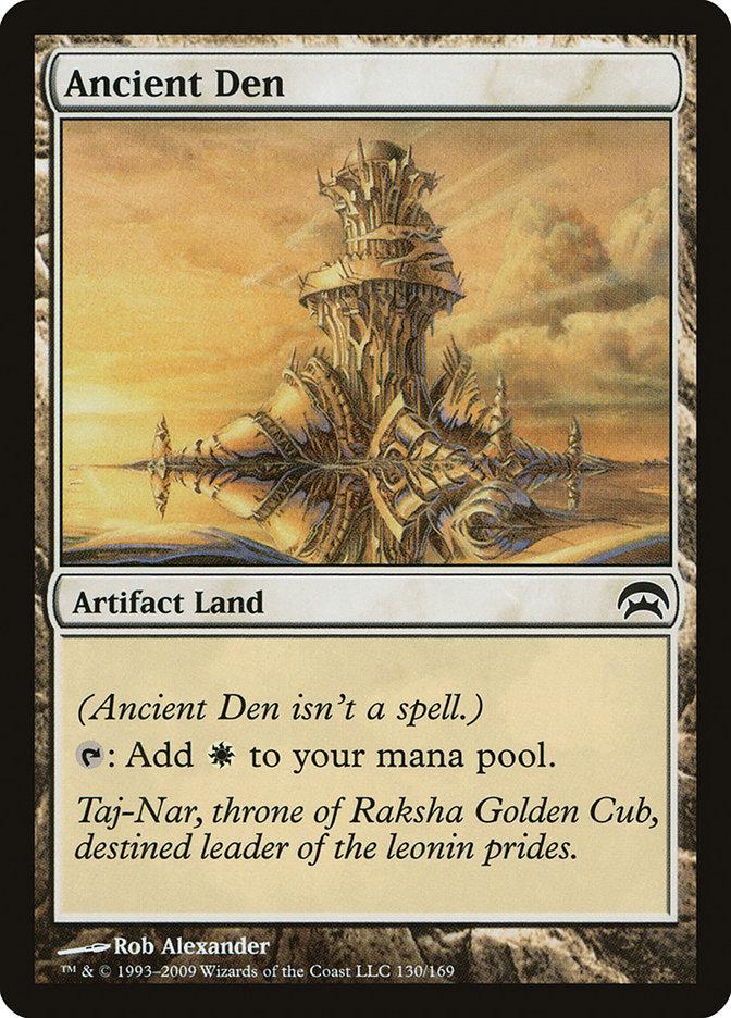 Ancient+Den
