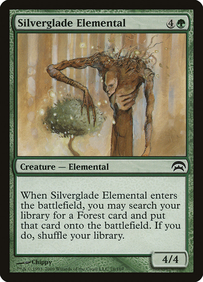 Silverglade+Elemental