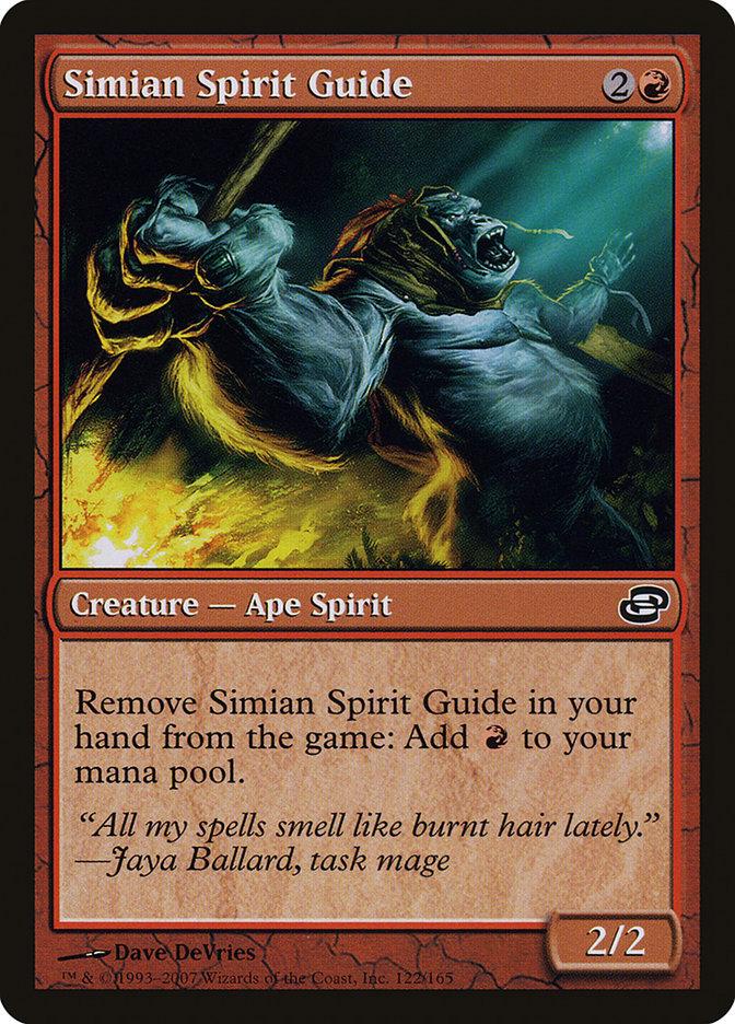 Simian+Spirit+Guide