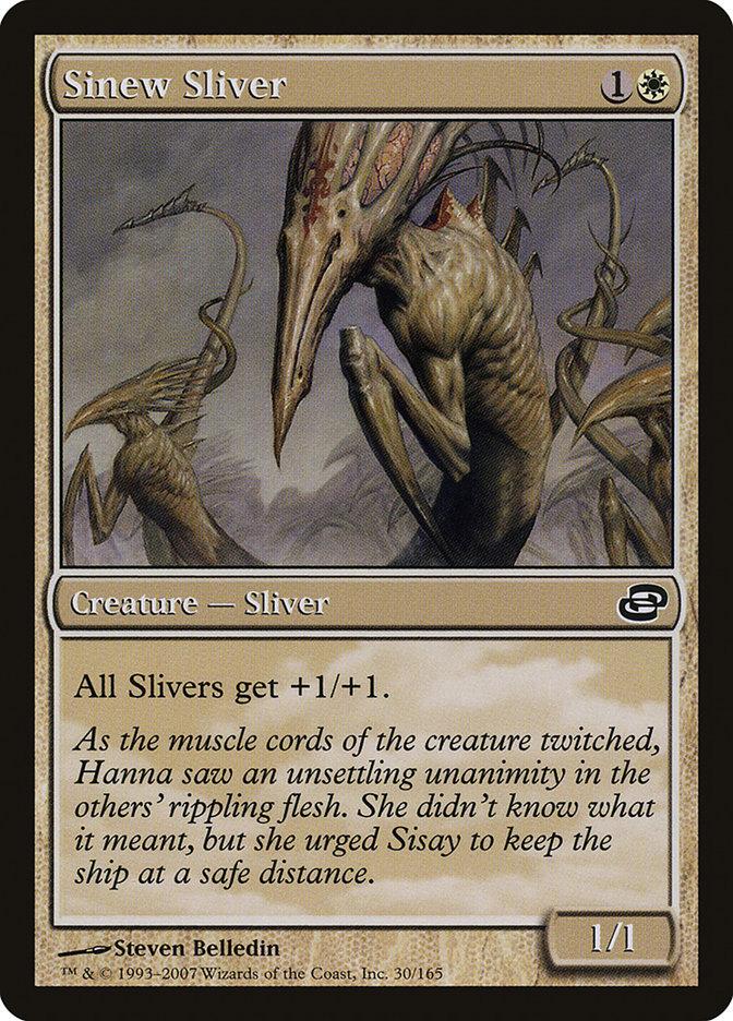 Sinew+Sliver