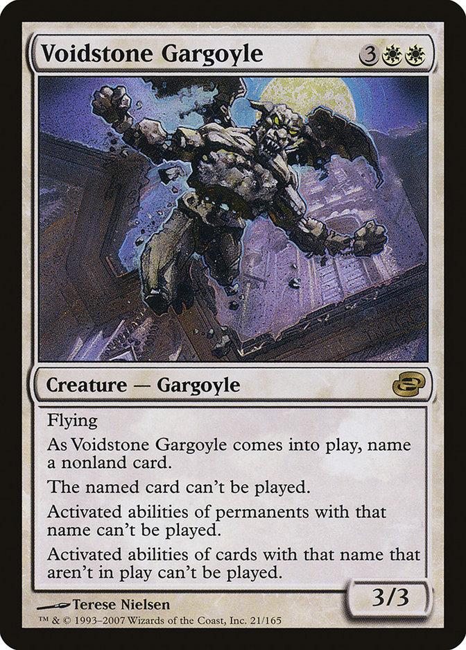 Voidstone+Gargoyle