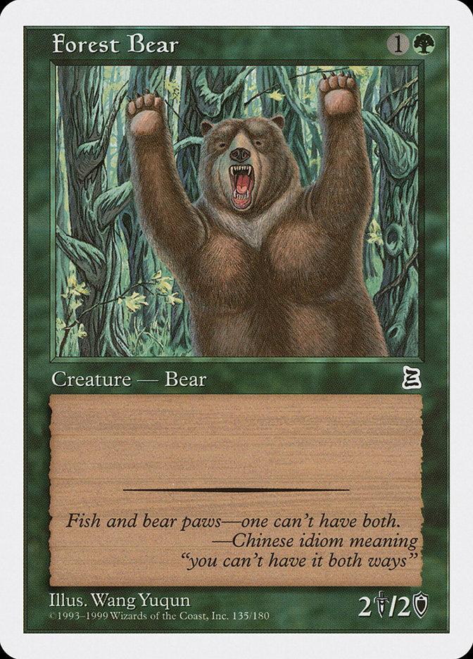 Forest+Bear