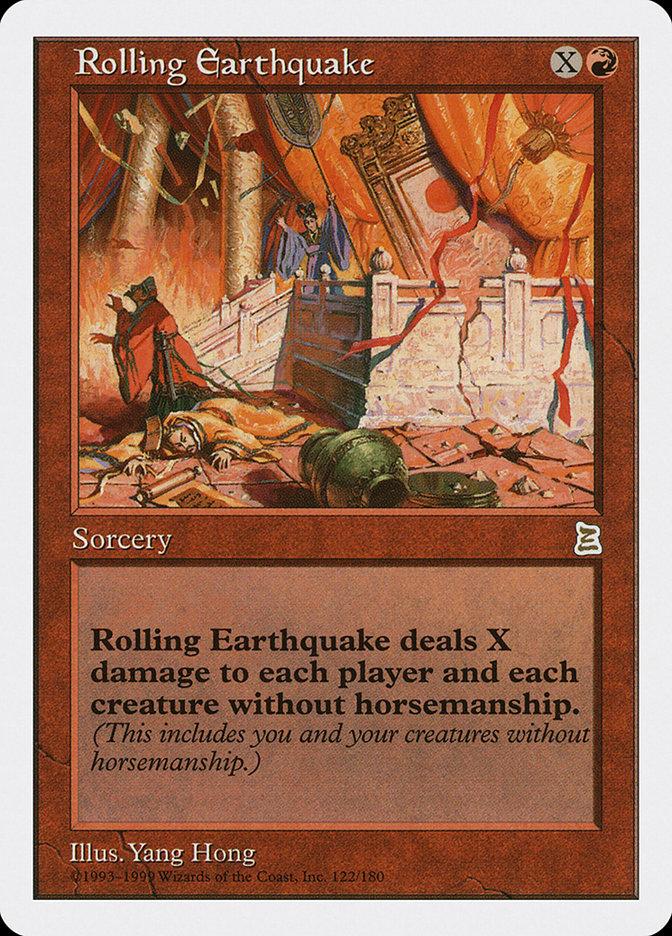 Rolling+Earthquake