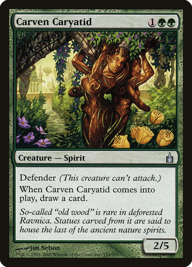 Carven+Caryatid