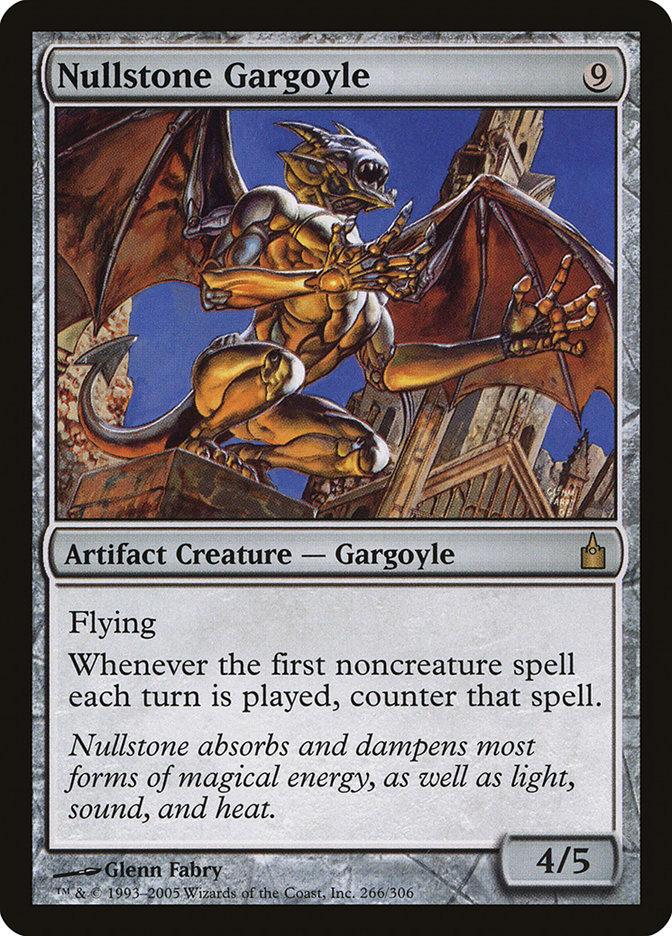 Nullstone+Gargoyle