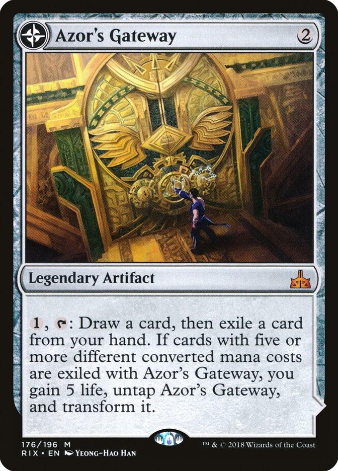 Azor%27s+Gateway