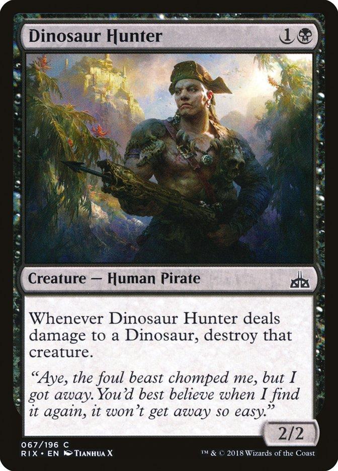 Dinosaur+Hunter