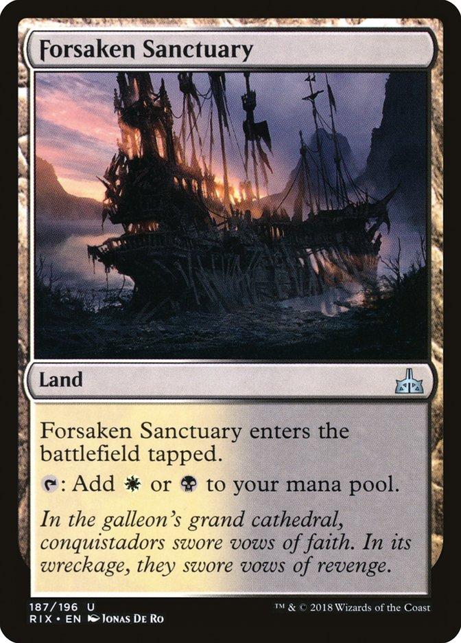 Forsaken+Sanctuary