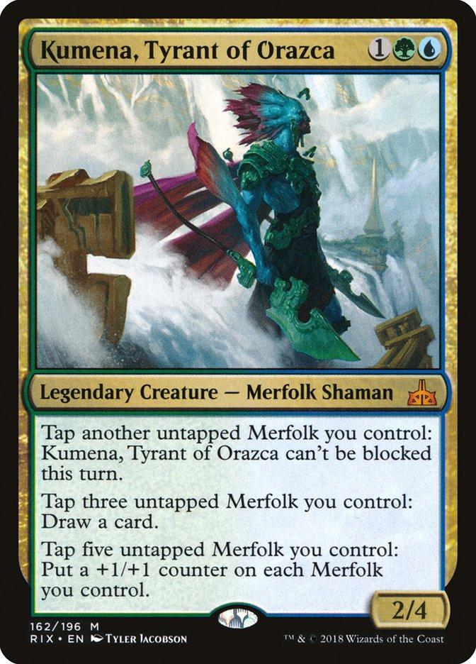Kumena%2C+Tyrant+of+Orazca