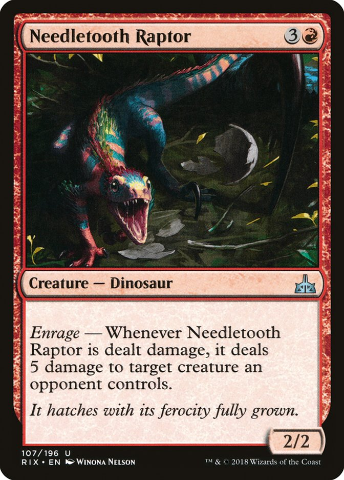 Needletooth+Raptor