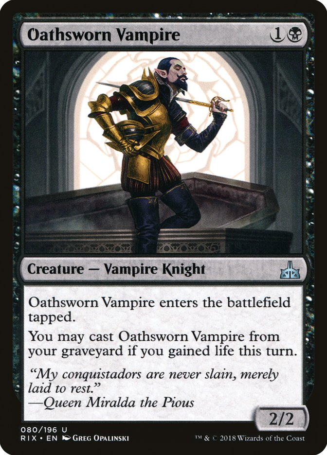 Oathsworn+Vampire