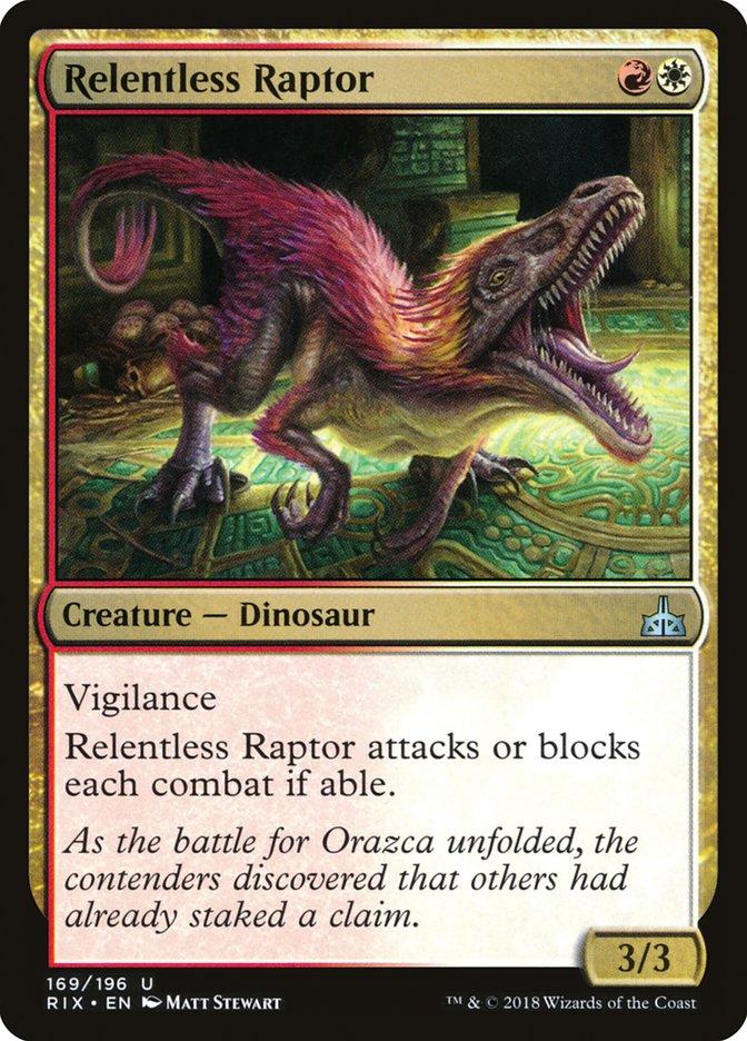 Relentless+Raptor