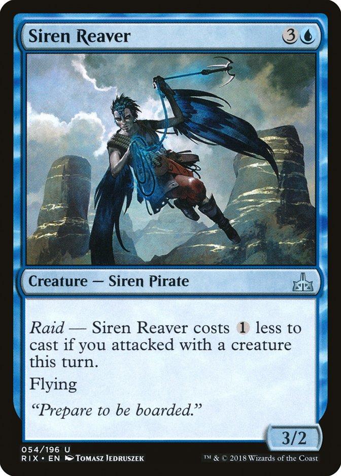 Siren+Reaver