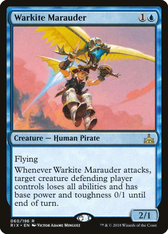 Warkite+Marauder
