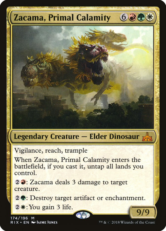 Zacama%2C+Primal+Calamity
