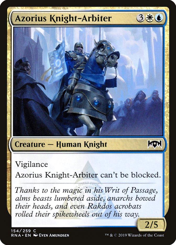 Azorius+Knight-Arbiter