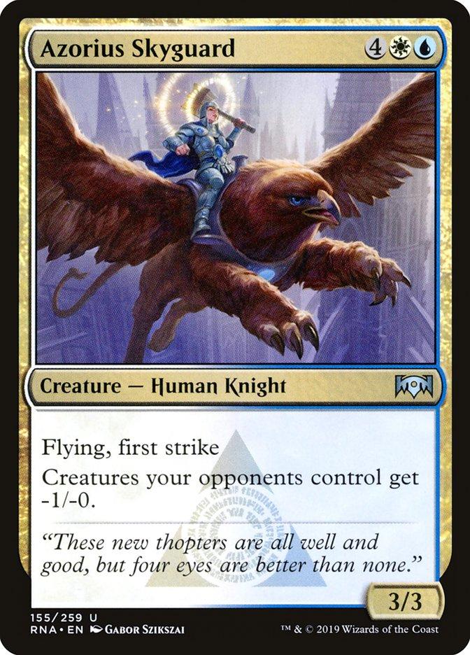 Azorius+Skyguard