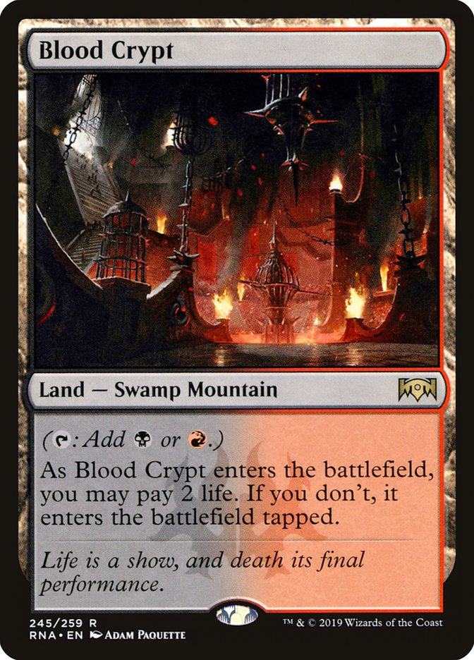 Blood+Crypt