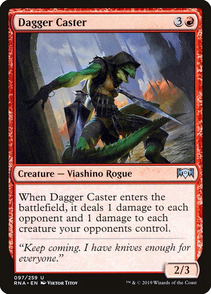 Dagger+Caster