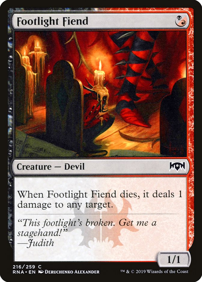 Footlight+Fiend