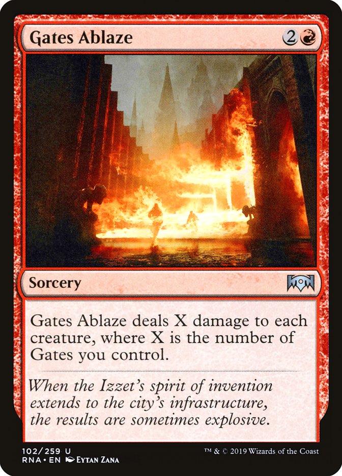 Gates+Ablaze