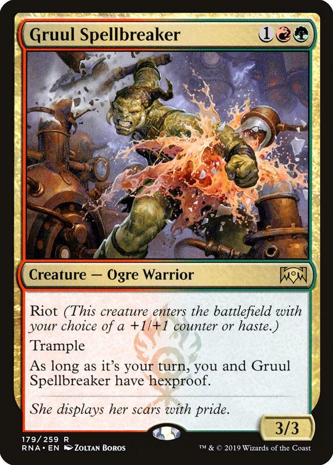 Gruul+Spellbreaker