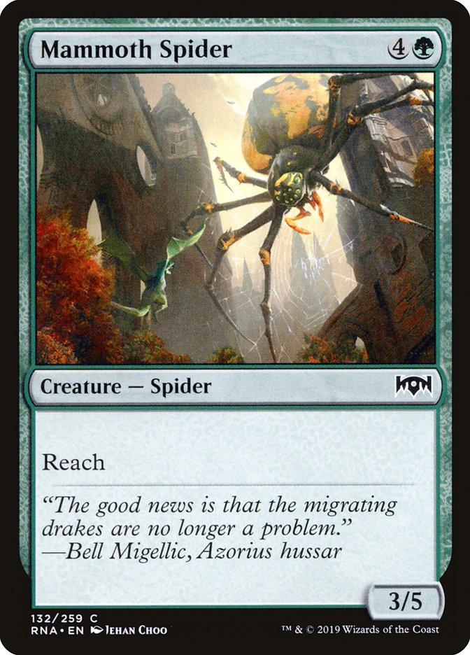 Mammoth+Spider