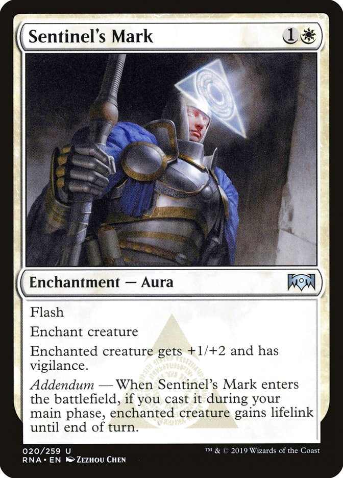 Sentinel%27s+Mark