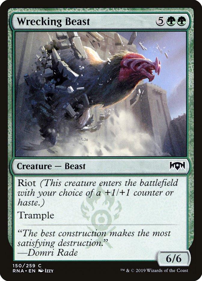 Wrecking+Beast