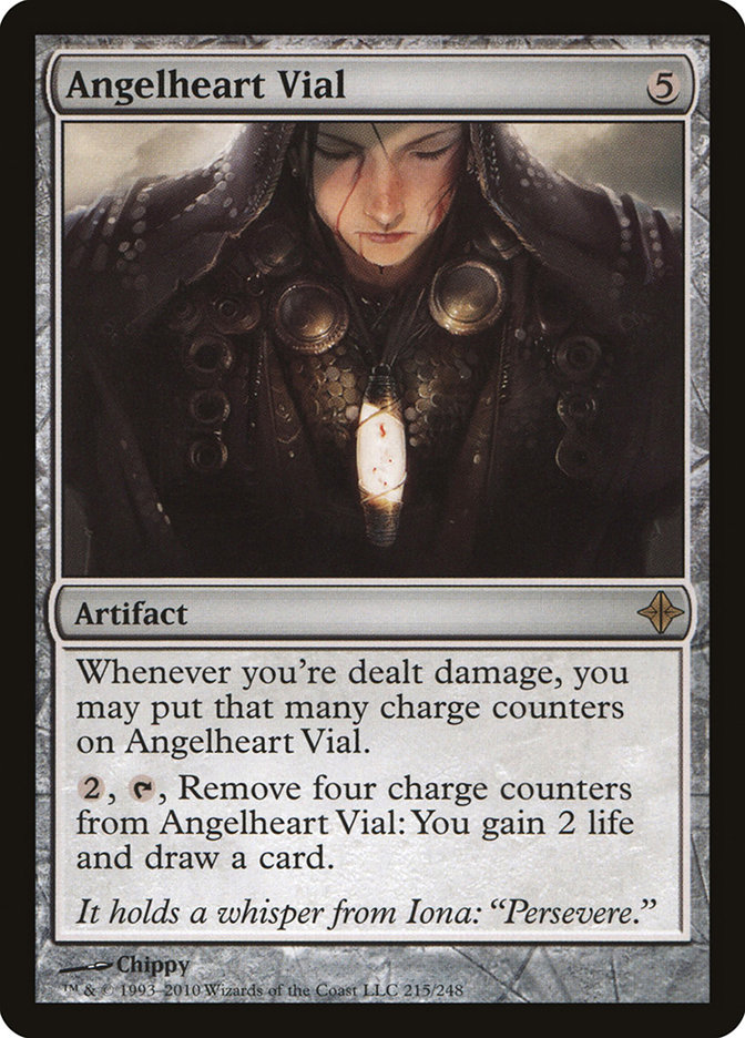 Angelheart+Vial