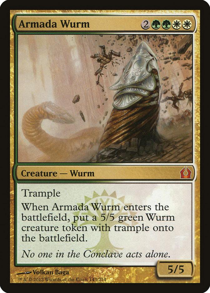 Armada+Wurm