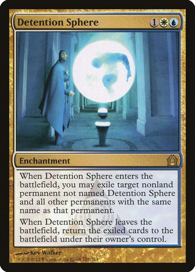 Detention+Sphere