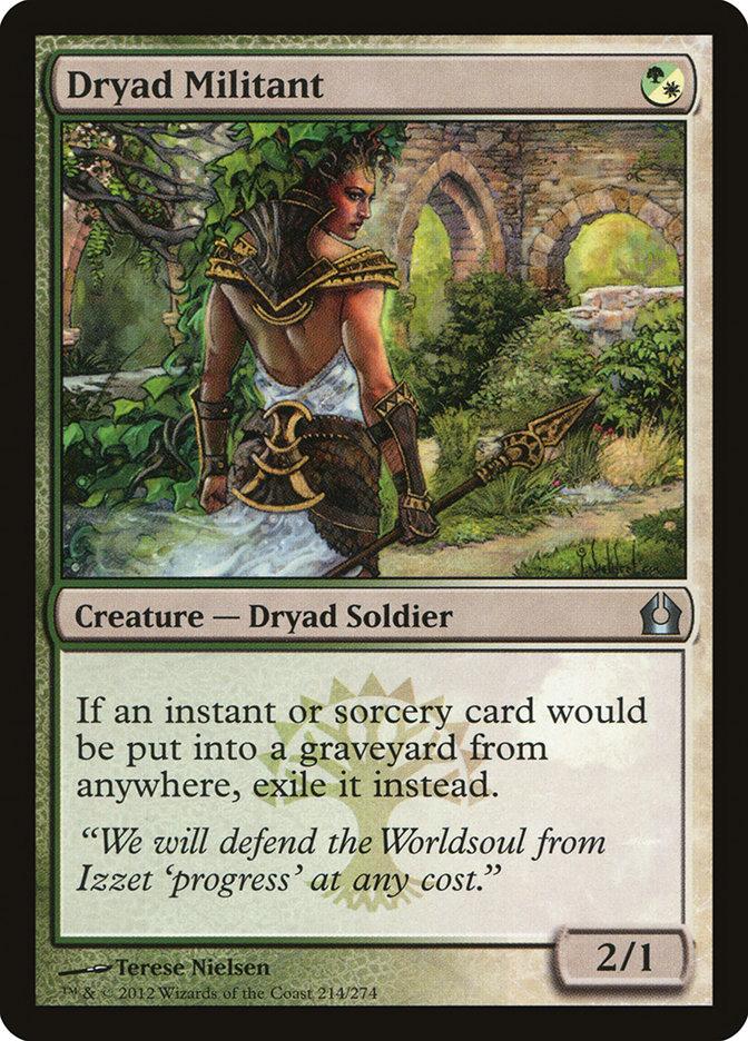 Dryad+Militant