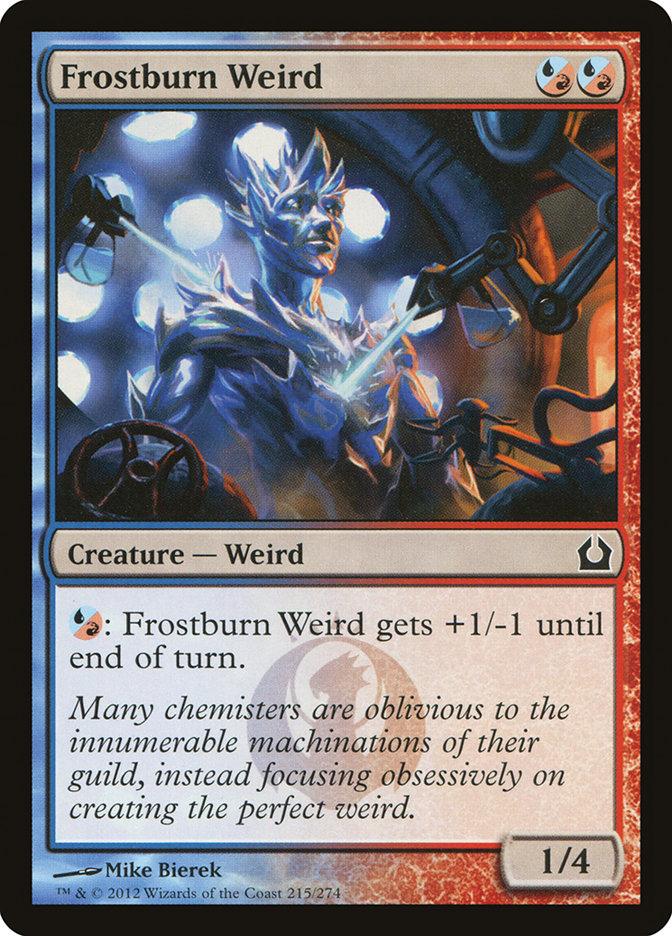 Frostburn+Weird